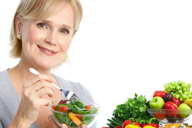 Dieta la menopauză
